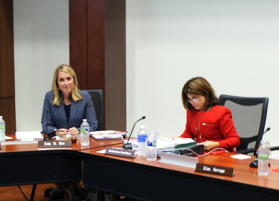 Board moves to censure vice chairman Hamilton