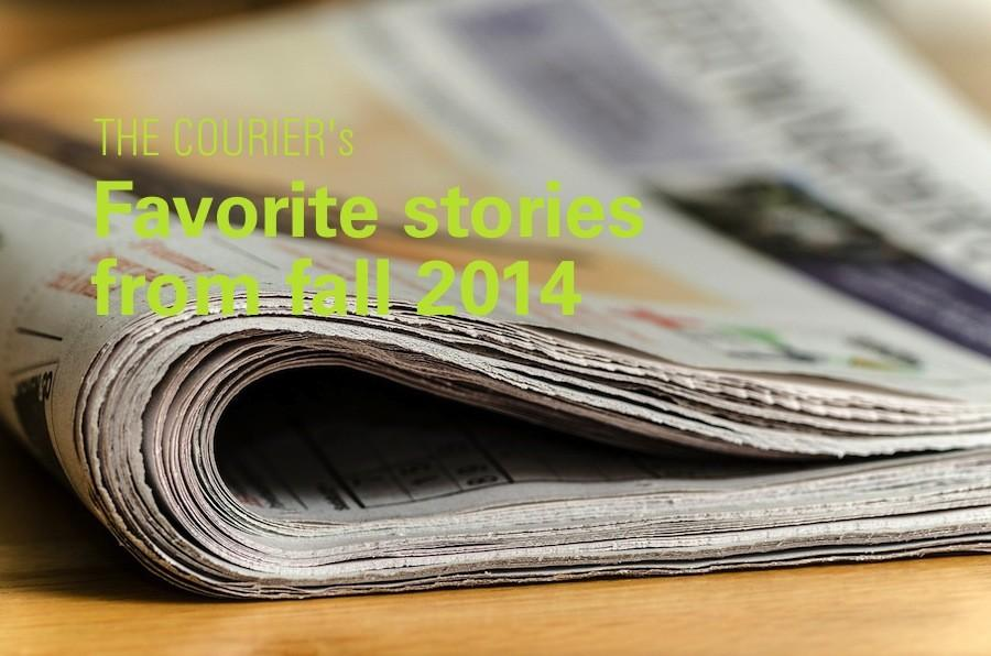 Eight notable stories from fall 2014