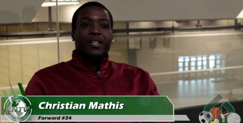 Athlete of the Week – Christian Mathis (VIDEO)