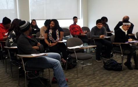 College Diversity Center focuses on black students