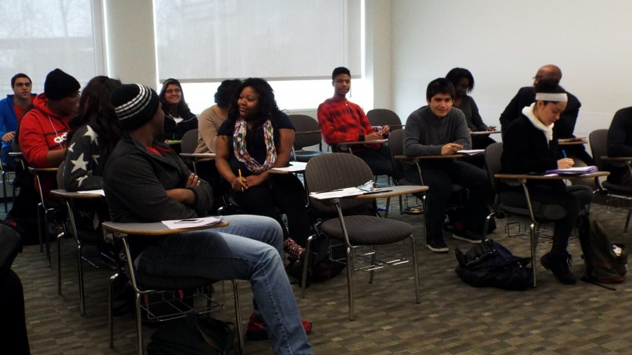 College Diversity Center focuses on black students