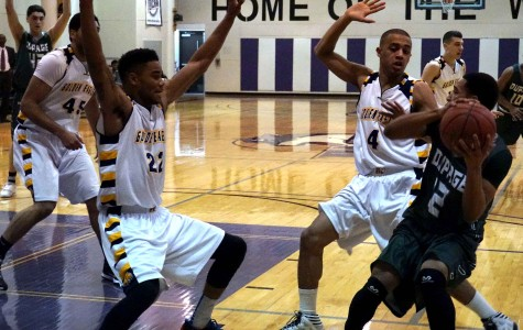 Men's Basketball season ends with early playoff exit