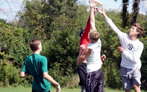 COD students make headway with Ultimate Frisbee Team