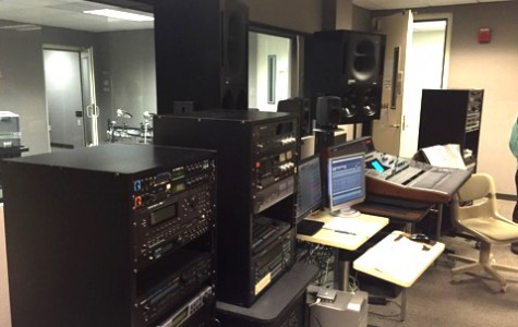 Inside scoop on COD's very own recording studio