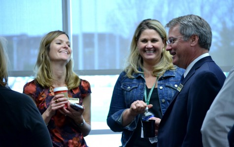 Coffee with Collins unearths divide between faculty and administration