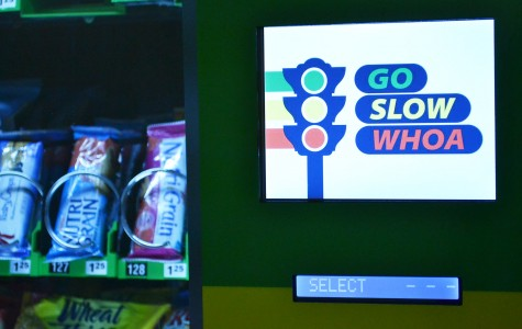 Vending machines are healthier than they've ever been