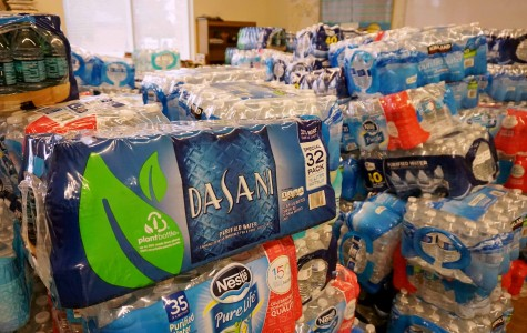 COD student coordinates water donation to the undocumented of Flint