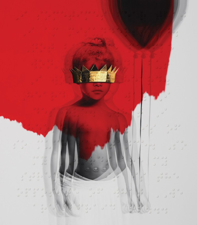 """Anti"" showcases Rihanna's grown-up side"