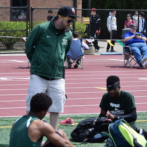 Track & Field Head Coach excited for what lays ahead for his team