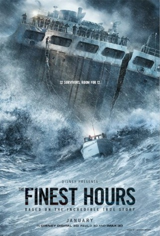 """The Finest Hours"" is a refreshing and exciting story"