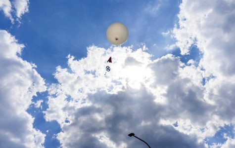 Second annual COD weather balloon launch was a success