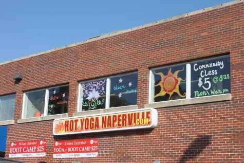 Hot Yoga Naperville: First impressions