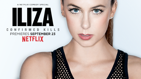 How Iliza Shlesinger made me see women in comedy