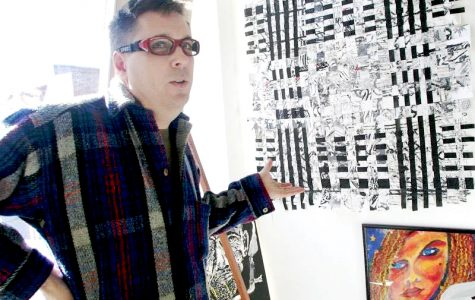 Q&A: Artist and veteran, Ken Jacobs