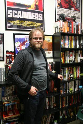 Q & A: Brian Brems, film-lover and professor