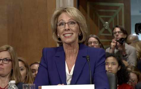STAFF EDITORIAL: Betsy DeVos' confirmation is a tragic mismatch for our future