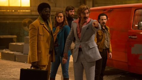 Free Fire: Solely Chaos in a Cage