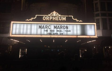 Marc Maron: A Show and Trip for the Ages