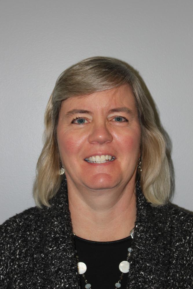 Judy Burgholzer, COD's horticulture program coordinator