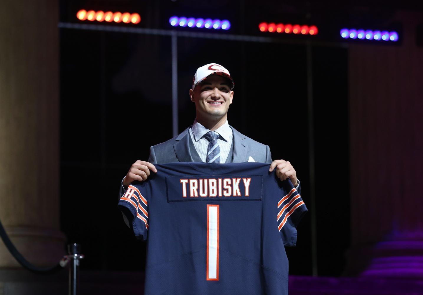 Mitch Trubisky: Manifestation of Bears Dysfunction