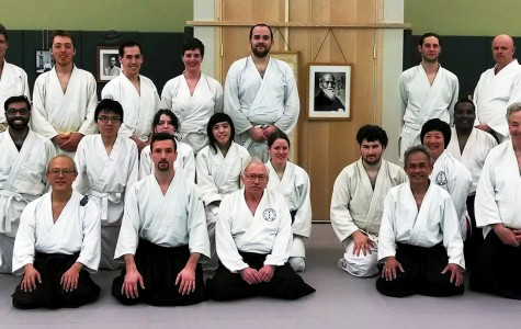 Aikido Club celebrates 40 years