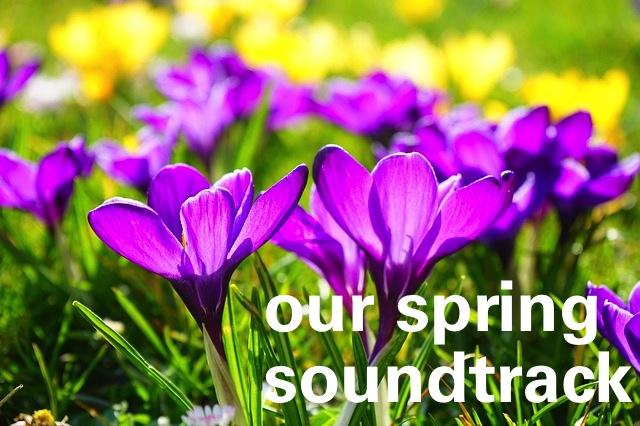 Our spring 2015 playlist