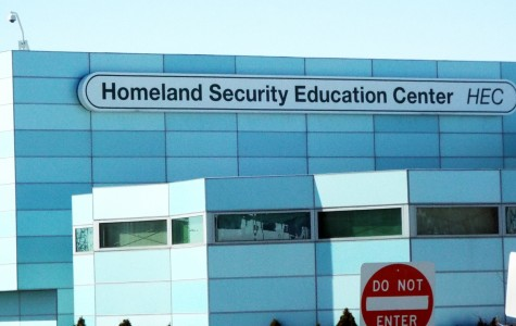 The Homeland Security Education Center on the College of DuPage campus on Feb. 23.