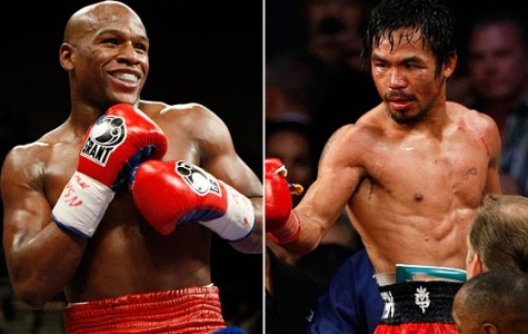 Duel in the desert: Pacquiao and Mayweather to fight