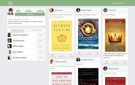 Student entrepreneur creates online reader's community
