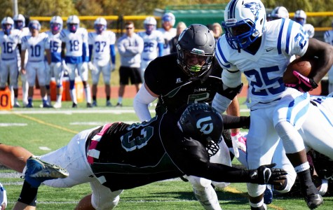 Iowa Western Reivers upset Chaparrals at Homecoming, 20-13