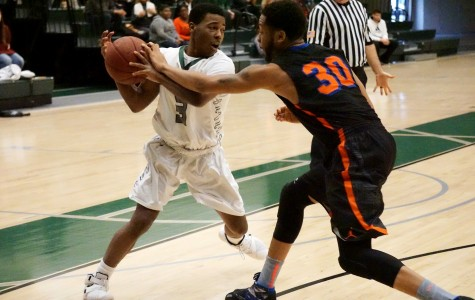 Men's Basketball looking to shrug off conference struggles heading into playoffs
