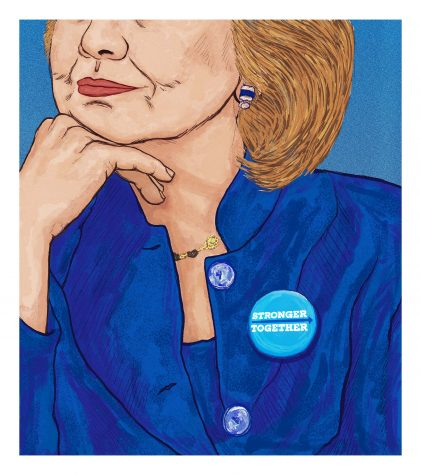 Clinton: The better of two evils?
