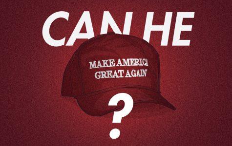 Trump trumps our presidential dreams
