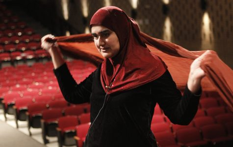 """""""Unveiled,"""" uncovers the reality living as a Muslim women: COD invites Rohina Malik to perform one woman show"""
