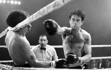 Raging Bull: In Poetic Beauty a Legend Withers