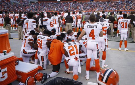 Inclusion of White Players in Anthem Protests Good Sign