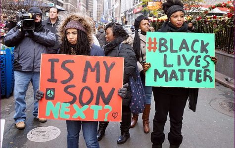 Testing the hypothesis of Black Lives Matter