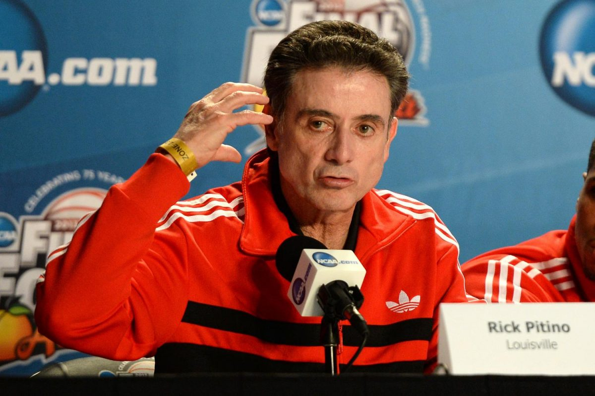 Pitino out at Louisville but problem of NCAA remains