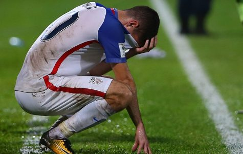Christian Pulisic cries after USMNT 2-1 loss to Trinidad and Tobago