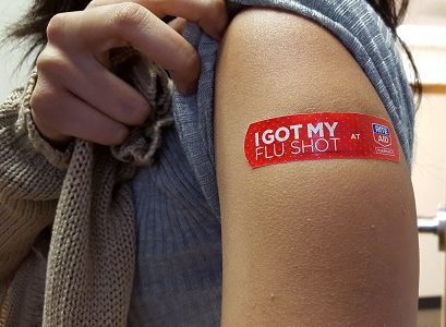 College students say they would get flu shots if incentivized