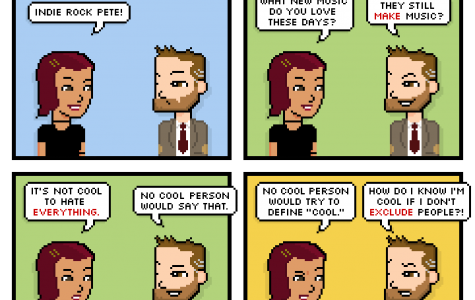 "Comic: ""Cool"" people"