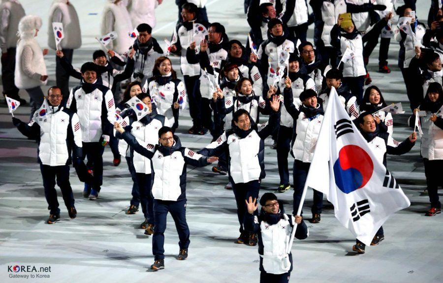 Is+North+Korea%E2%80%99s+participation+in+the+Olympics+a+positive+step+for+diplomacy%3F