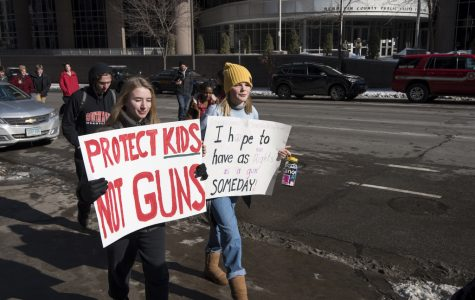 School shootings plummeted since the '90s. Does it makes sense to militarize schools?