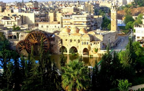 Hama, Syria