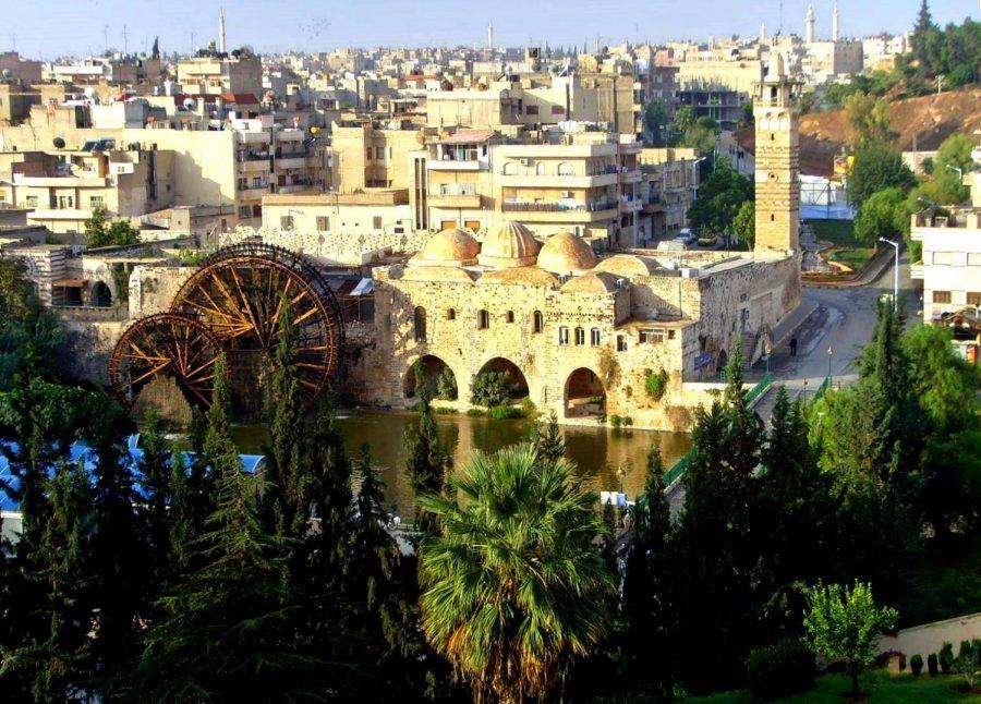 Hama%2C+Syria