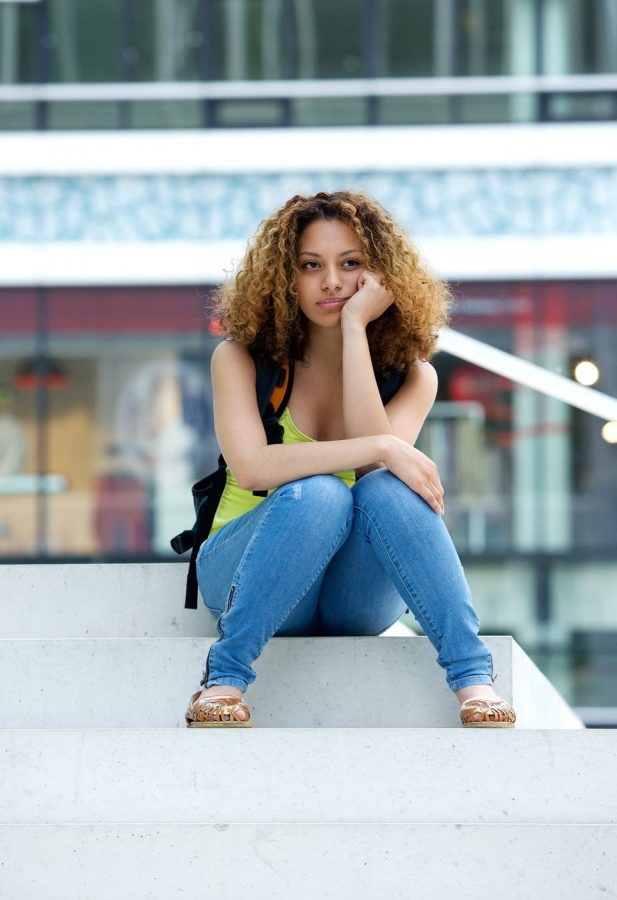 How peers perform in college can affect student mental health.