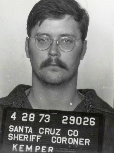 Edmund Kemper, Serial Killer