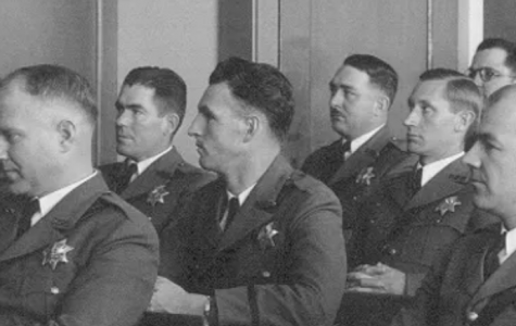 Police school lecture series, 1935.