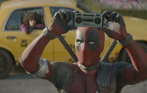 'Deadpool 2' Crushes With Crude Comedy
