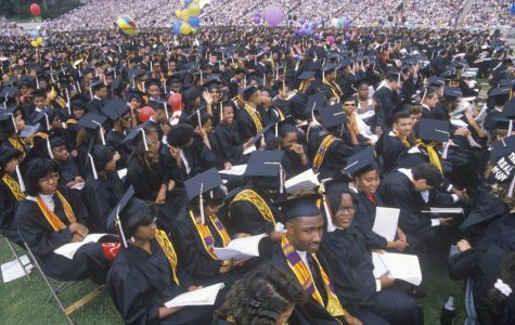 Just under half of all Pell Grant recipients graduate on time, new data show.